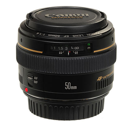 Canon EF 50mm f/1.4 USM Image 2