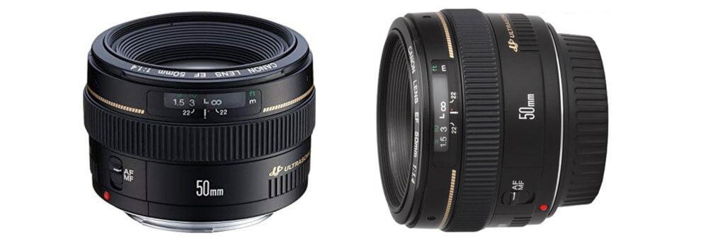 Canon EF 50mm f/1.4 USM Image