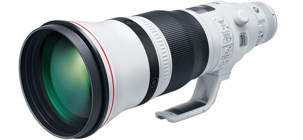 Canon EF 600mm f/4L IS II USM Image