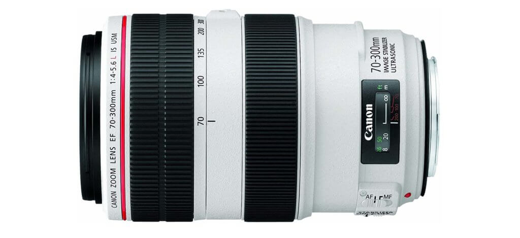 Canon EF 70-300mm f/4-5.6L IS USM Image