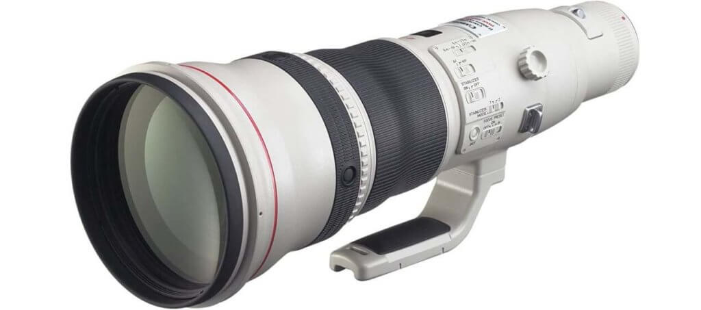 Canon EF 800mm f/5.6L IS USM Image