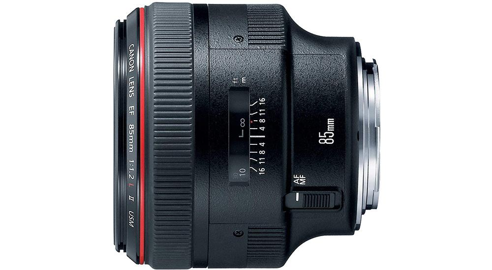 Canon EF 85mm f/1.2L Image