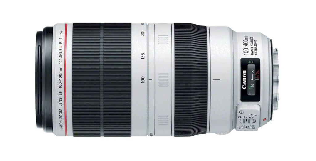Canon EF 100-400mm f/4.5-5.6L IS II USM Image