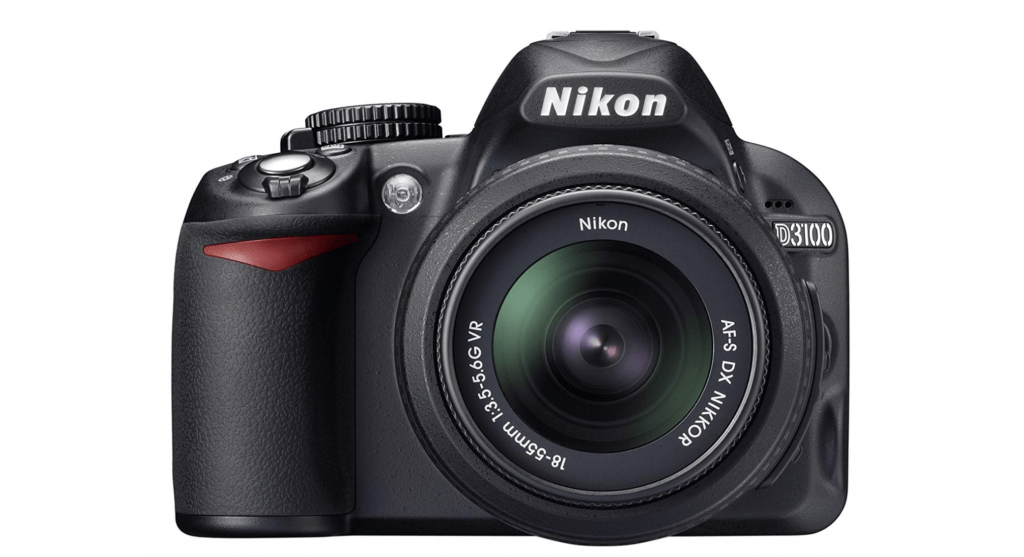 The Nikon D3100: A Great Beginner DSLR Camera 1