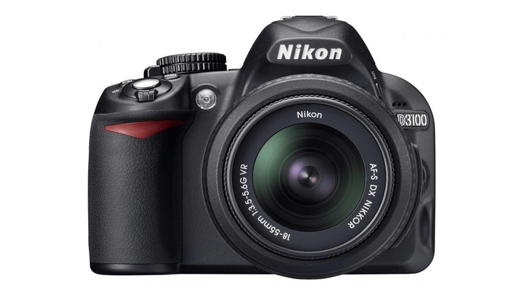 Nikon D3100 Image