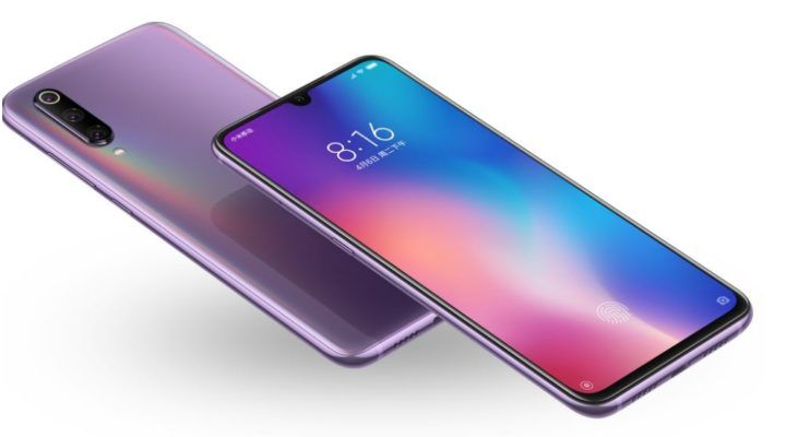 Xiaomi Mi 9 Equipped with Triple Rear Cameras and Snapdragon 855 Launched in China 2