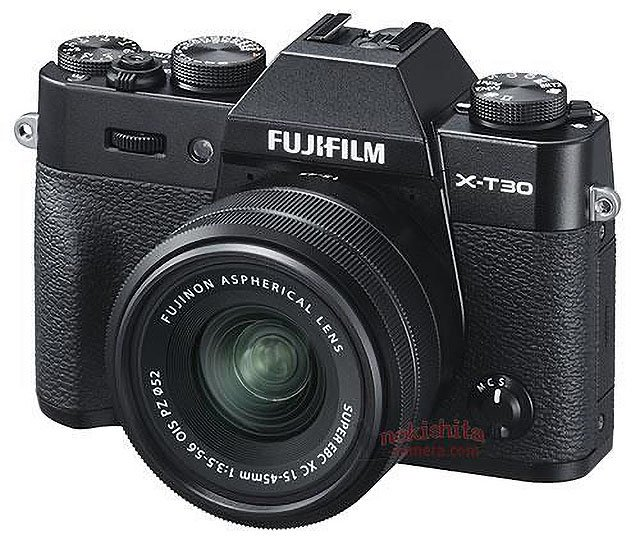 New Fujifilm X-T30 Expected to Feature Joystick Navigation 1