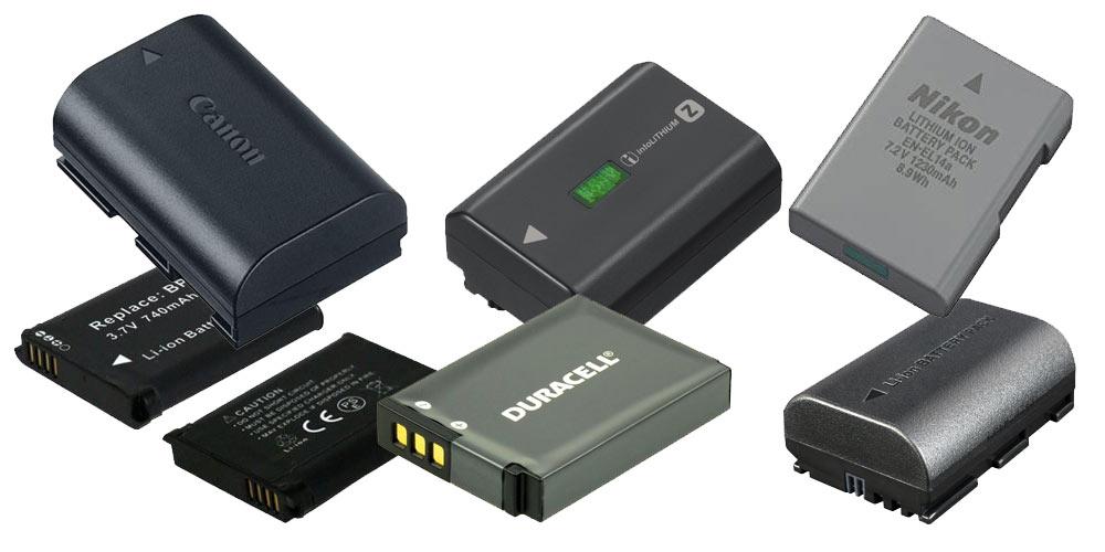Camera Battery Life Hacks Image