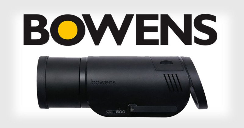 The XMT500 Strobe Light Expected to Bring Bowens Back on the Map 1