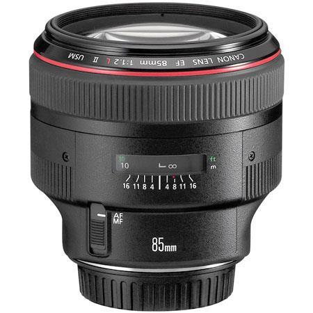 Canon EF 85mm f/1.2L Image 2