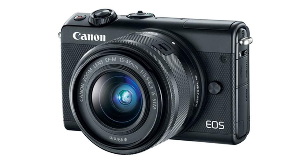 Canon EOS M100 Image 2