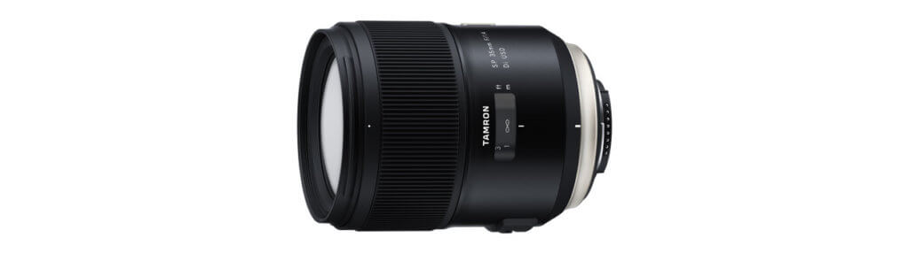 Tamron Announces Three Lenses for Full-Frame DSLRs and Mirrorless Cameras 3
