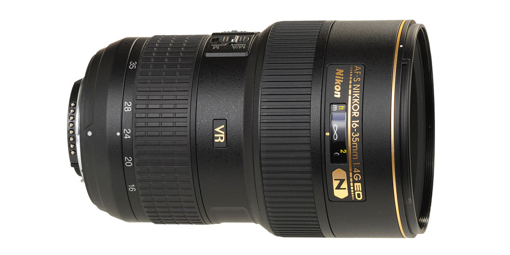 Nikon AF-S NIKKOR 16-35mm f/4G ED VR Image
