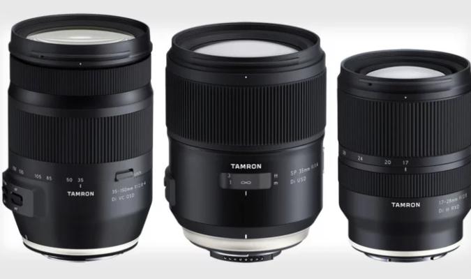 Tamron Announces Three Lenses for Full-Frame DSLRs and Mirrorless Cameras 40