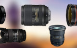 Best Travel Lenses for Canon & Nikon Image