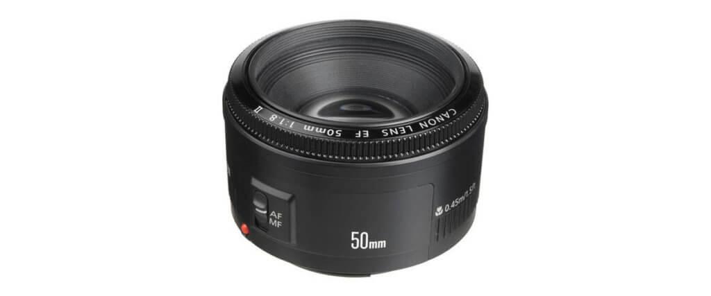 Canon EF 50mm f/1.8 II Image