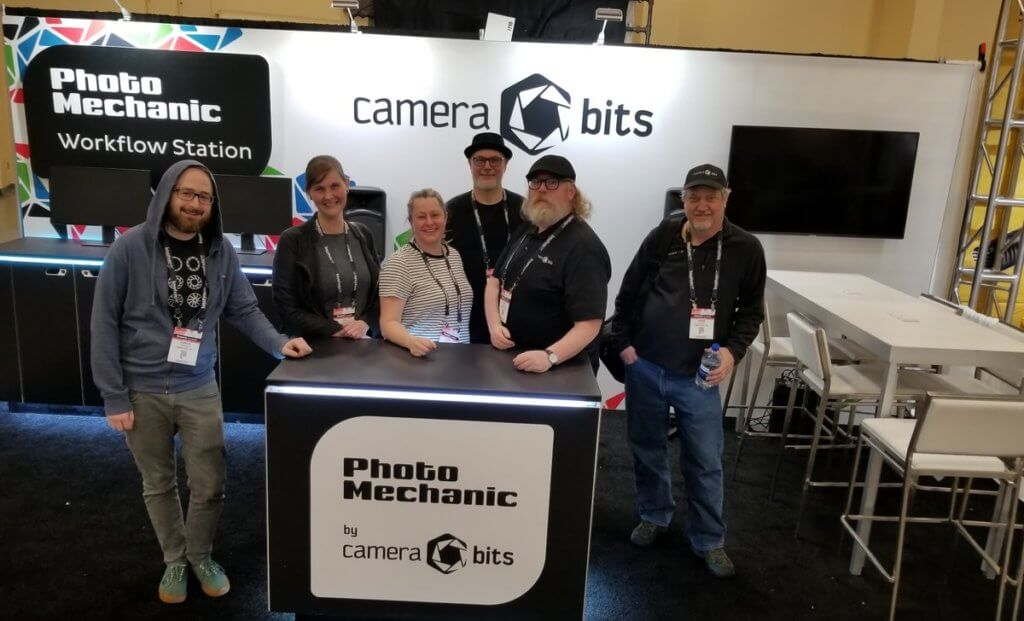 Camera Bits Announces Photo Mechanic 6 1