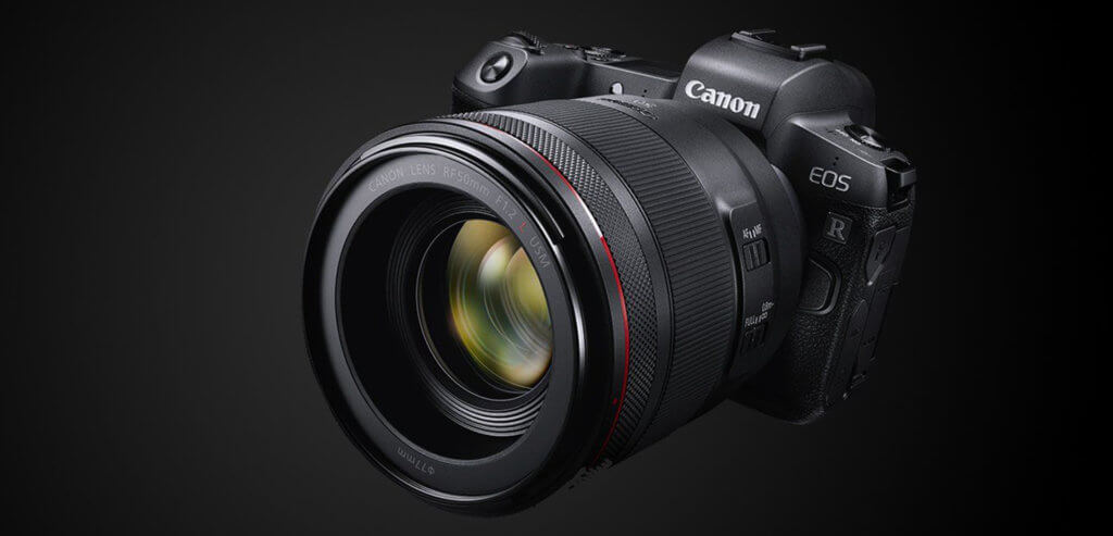 Canon's Trinity & Two Other RF Lenses Make European Debut at TPS 1
