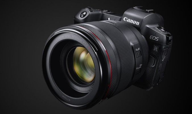 Canon's Trinity & Two Other RF Lenses Make European Debut at TPS 48
