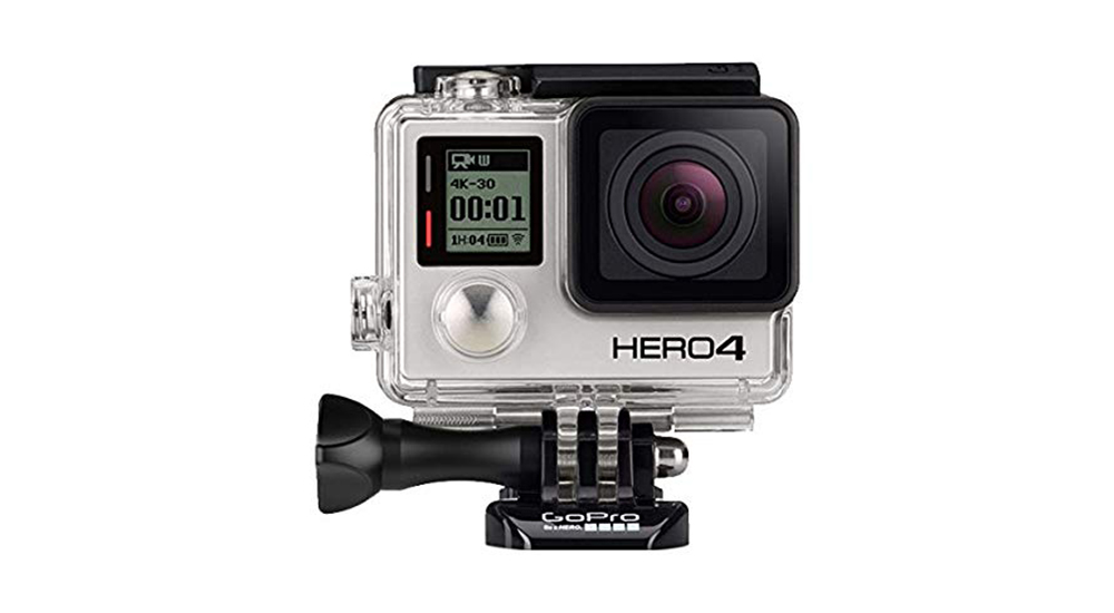 Taking a Look at the Matchbox-Sized GoPro Hero 4 Black 1