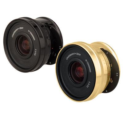 Lomogon 2.5/32 Art Lens Image 2
