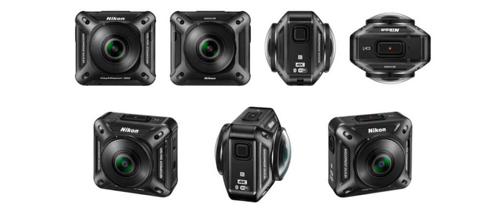 Nikon KeyMission 360 Image 1