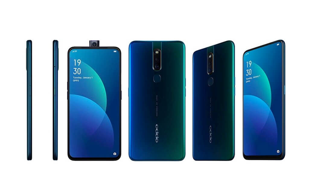 Oppo F11 Pro to Feature No-Notch Screen and 48MP Pop-Up Camera 1