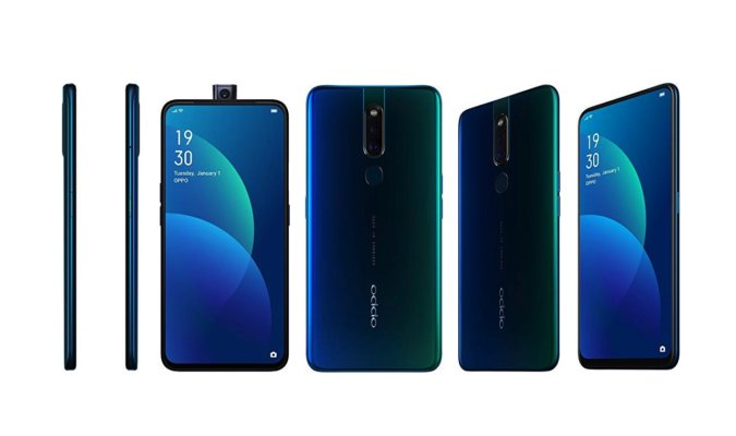 Oppo F11 Pro to Feature No-Notch Screen and 48MP Pop-Up Camera 8