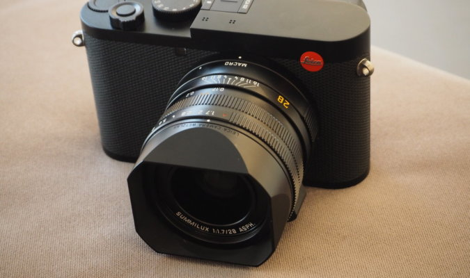 New Leica Q2 Revealed with 95% Higher Resolution 75