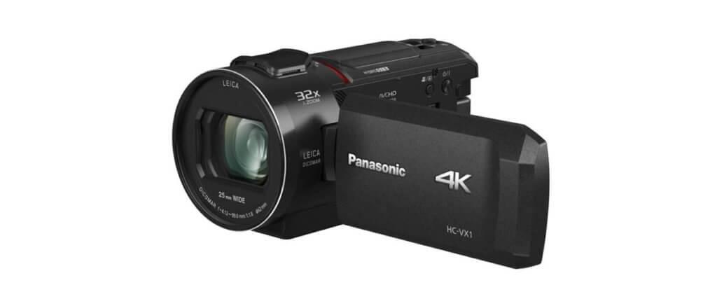 Panasonic HC-VX1 Image