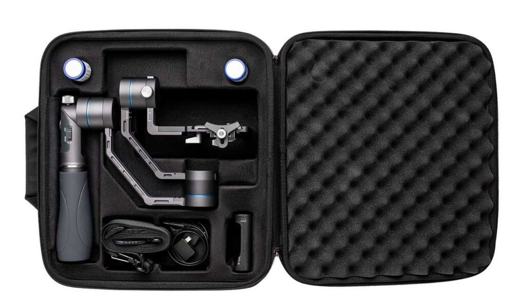 Benro RedDog R1 3-Axis Gimbal Stabilizer Just Released 2