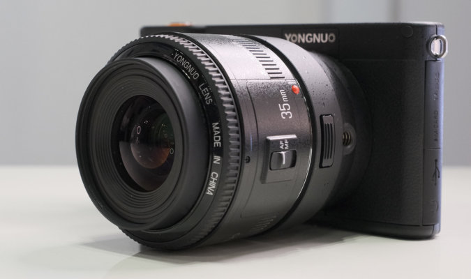 New $500 4K Camera from Yongnuo Features Android, 4G and More 79