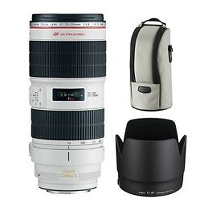Canon EF 70-200mm f/2.8L IS II USM Image 1