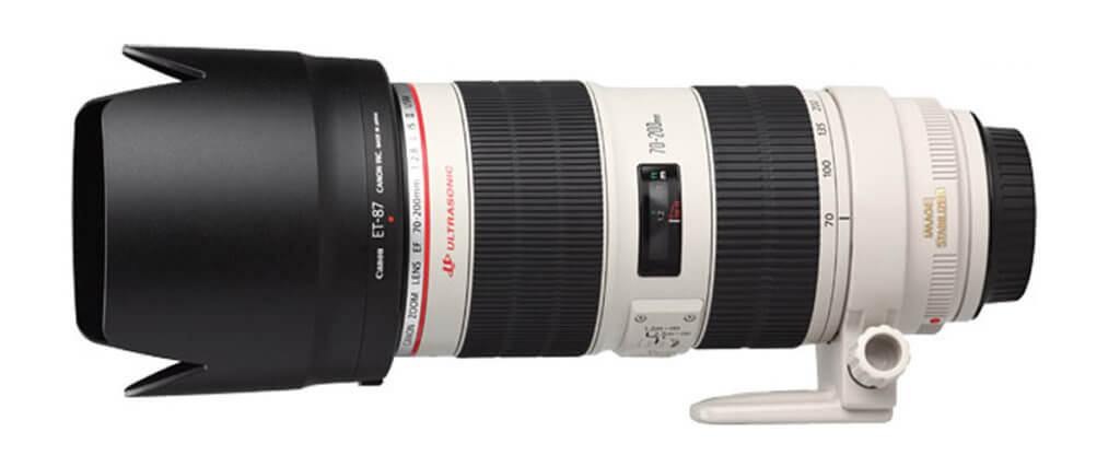 Canon EF 70-200mm f/2.8L IS II USM Image 3