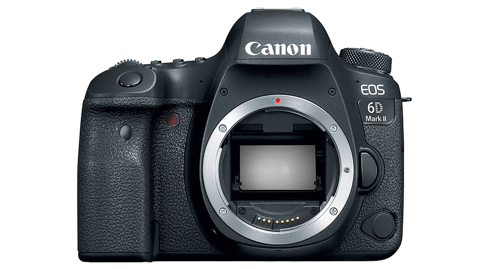 Canon EOS 6D Mark II: A Practical​ Full-Frame Model 1