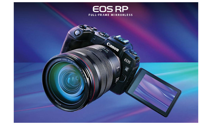 Canon Launches its Most Compact Lightweight Full-Frame Mirrorless Camera EOS RP in India 28