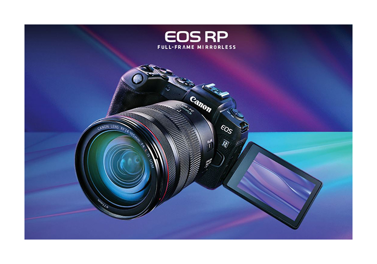 Canon Launches its Most Compact Lightweight Full-Frame Mirrorless Camera EOS RP in India 1