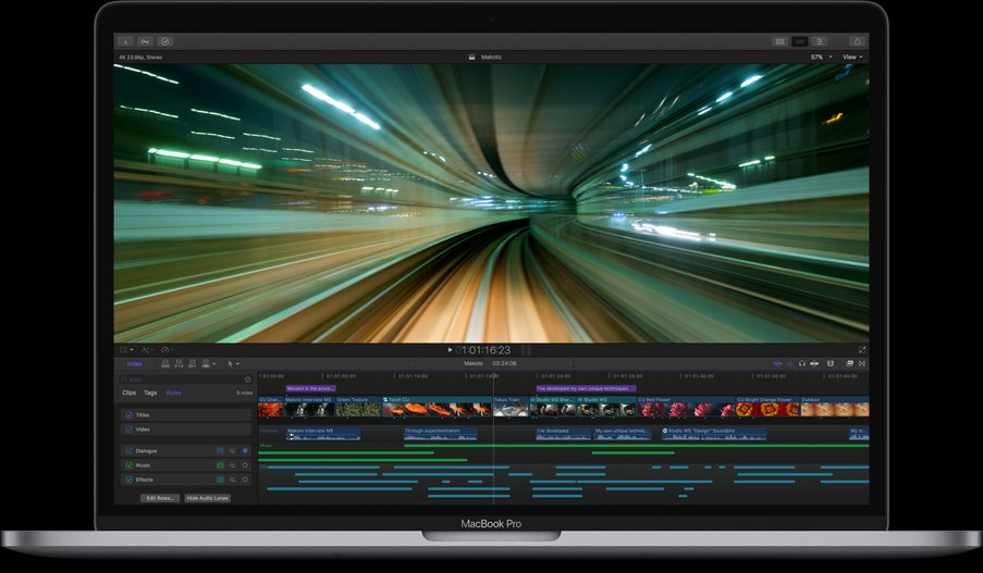 New Apple Final Cut Pro Update Help Users Convert Legacy Media Files 3