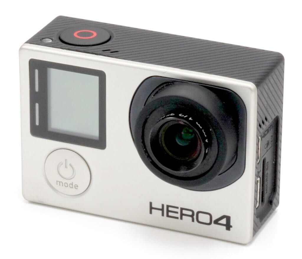 Taking a Look at the Matchbox-Sized GoPro Hero 4 Black 2