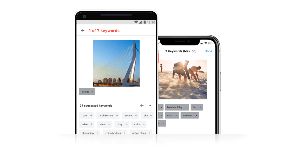 Content Makers Can Now Register from Their Smartphones with Shutterstock App 3