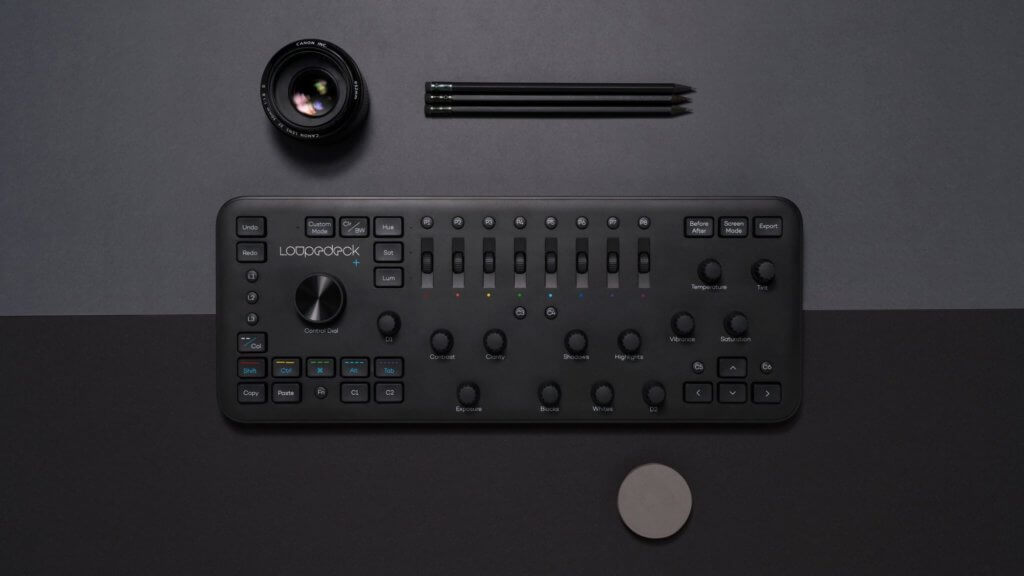 Loupedeck+ Announces Compatibility with Adobe Audition and Final Cut Pro 2