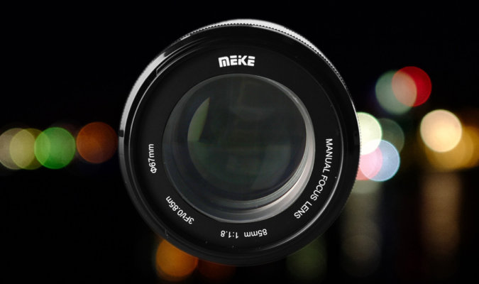 The Meike 85mm f/1.8 Lens Makes Shooting Photos with Sony Camera More Affordable 77