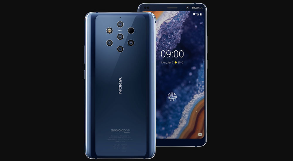 New Nokia 9 PureView to Feature Five Cameras 1