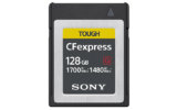 Sony to Offer 'Tough' CFexpress Memory Cards with 1700MB/s Reading Speed 16