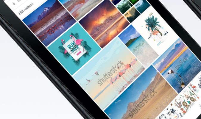 Content Makers Can Now Register from Their Smartphones with Shutterstock App 38