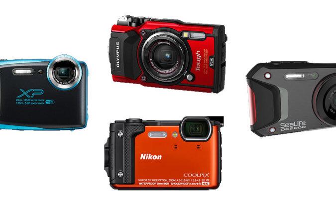 Waterproof Cameras 2019 Image