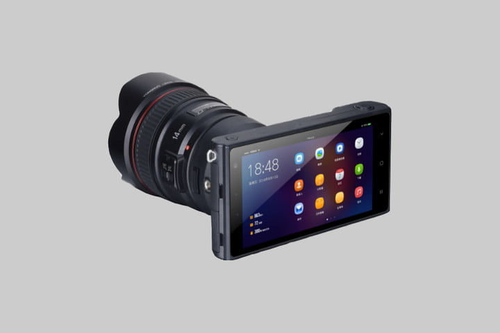 New $500 4K Camera from Yongnuo Features Android, 4G and More 3