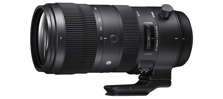 Sigma Stepping into Zoom Lens Territory with Sigma 70-200mm F2.8 Sports DG OS HSM 1