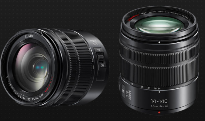 Panasonic Lumix G14-140mm f/3.5-5.6 Update Features Better Weather Protection 42