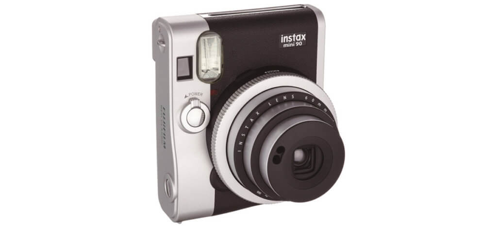 Fuji Instax Mini 90 Neo Classic: What's Old Is New Again 1